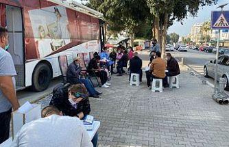 Kuzey Kıbrıs Türk Kızılayı Gazimağusa'da kan bağışı toplayacak