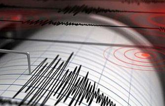 Mağusa'da 3.1 büyüklüğünde deprem meydana geldi!