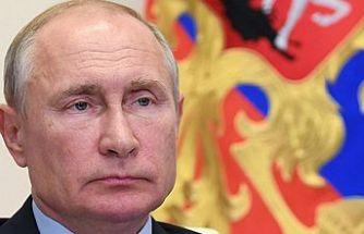 """Putin: """"Ekonomik kalkınma önündeki istikrarsızlık unsurları devam ediyor"""""""