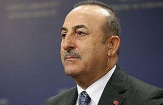 T.C Dışişleri Bakanı Çavuşoğlu, AB Komisyonu Başkanı von der Leyen ile görüştü