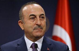 TC Dışişleri Bakanı Çavuşoğlu: Nijerya'daki gemi baskınında kaçırılanlar için gerekli tüm temaslar başlatıldı