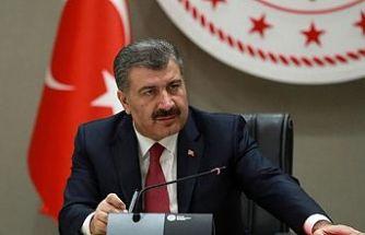 Türkiye Sağlık Bakanı Koca: Aşılama Programı'nın 2. adımına geçiyoruz