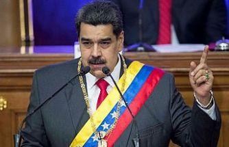 """Venezuela'dan ABD'ye ilişkilerde """"Yeni bir sayfa açma"""" çağrısı"""