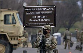 """Washington'da sıkı güvenlik """"yeni normal"""" olacak"""