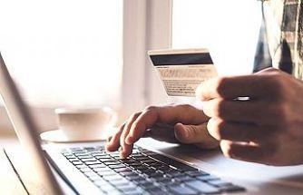 2020 yılında online alışveriş %72 arttı