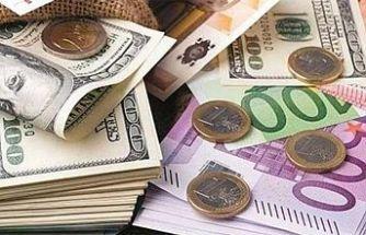 Dövizdeki dalgalanma sürüyüyor: Dolar 7,48, Euro 9,1, Sterlin 10,5 seviyesini gördü