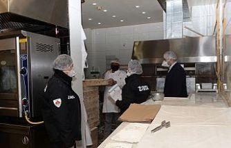 Gönyeli Belediyesi gıda güvenliği ve Covid-19 denetimleri sürüyor