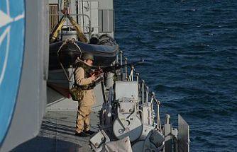 NATO'ya ait 2 savaş gemisi daha Karadeniz'e girdi