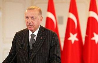 TC Cumhurbaşkanı Erdoğan'dan Hocalı katliamı mesajı