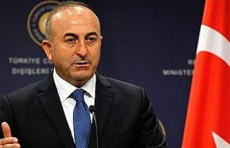 TC Dışişleri Bakanı Çavuşoğlu: Ermenistan'daki darbe girişimini şiddetle kınıyoruz