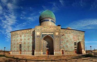 """Türkistan """"Dünya Mirası Kentleri"""" listesine girdi"""