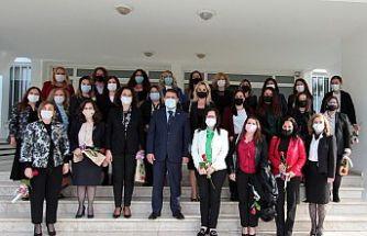Başbakan Saner: Sadece 8 Mart'ta değil, kadın emeğinin değerine yaşamın her anında sahip çıkılmalı