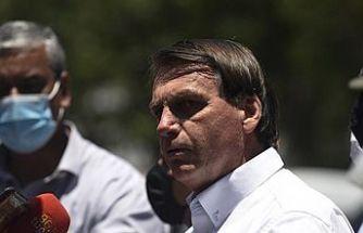 Koronavirüs ölümleri rekor düzeye çıktı, Brezilya lideri sızlanmayı bırakın dedi