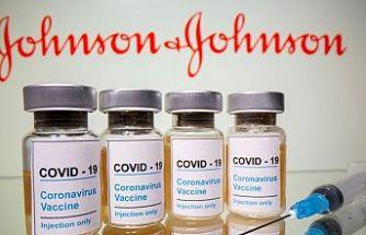 ABD'de Johnson&Johnson aşısı kullanımının durdurulması önerildi