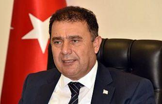Başbakan Saner: KKTC'yi daha müreffeh bir duruma getirmek en önemli hedefimizdir