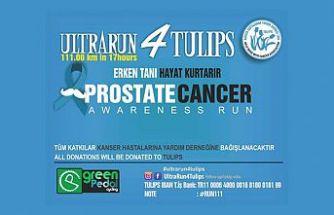 Prostat kanserine dikkat çekmek amacıyla etkinlik düzenleniyor
