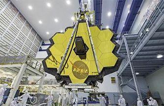 10 milyar dolarlık teleskop yıldızları inceleyecek