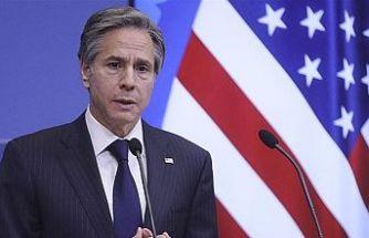 ABD Dışişleri Bakanı Blınken'dan İsrail ve Filistin'e Şiddete son verme çağrısı