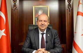Cumhurbaşkanı Tatar: AB egemenlik talebimizi dikkate almalı