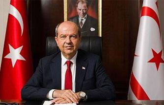 Cumhurbaşkanı Tatar: KKTC Gazze olmayacak