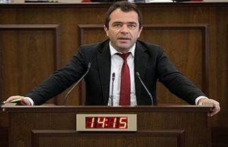 Cumhuriyet Meclisi Genel Kurulu tamamlandı.