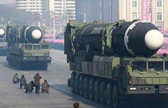 G7'de buluşan ABD, Güney Kore ve Japonya'dan, Kuzey Kore'nin nükleerden arındırılması taahhüdü