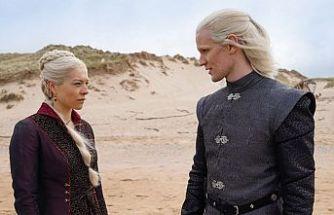 Game of Thrones setinden yeni karaler paylaşıldı