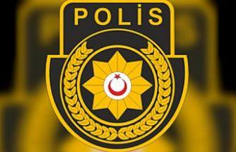 Girne'de market hırsızlığı