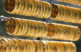 Gram altının yıllık getirisi yüzde 7'yi buldu