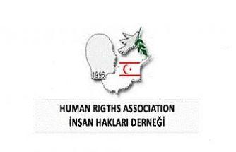 İnsan Hakları Derneği Anastasiadis'i protoesto etti