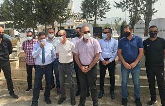 Süper Kupa, Ahmed Sami Topcan adına