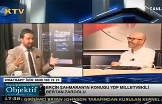 Bertan Zaroğlu: Yeni parti kuruyoruz