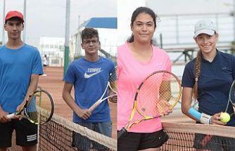 'Tenis Performans Tur-1' devam ediyor