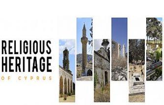 """""""Kıbrıs'ın Dini Mirası"""" Websitesi bugün hizmete girdi"""