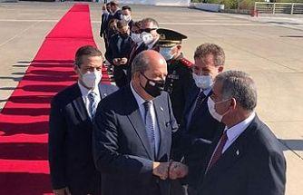 Cumhurbaşkanı Tatar, New York'a hareket etti