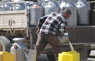Şimdi de'UHT süt'krizi
