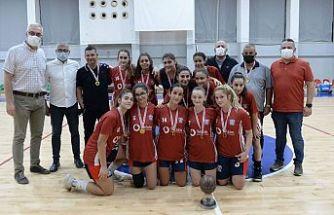 U17'de şampiyon GAÜ