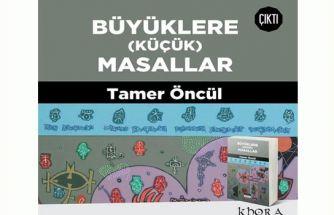 Tamer Öncül'ün kitabı yayımlandı