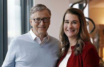 Bill Gates ve Melinda Gates boşandı