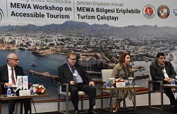 Erişilebilir turizm çalıştayı sona erdi