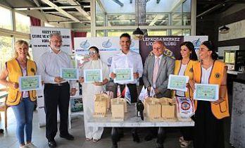 Alsancak Belediyesi'nden 'Kuş Yuvası Etkinliği' başladı