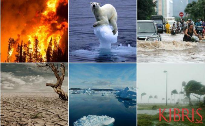 İklim değişikliği  felaketimiz olabilir
