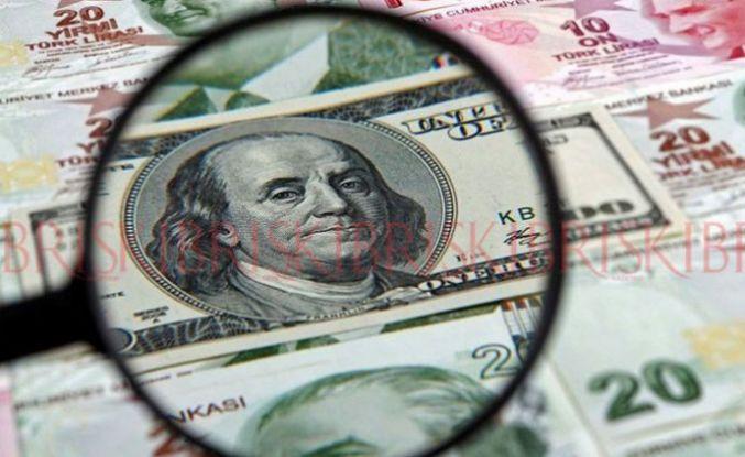 Dolar/TL paritesi yine 5,70 bandında