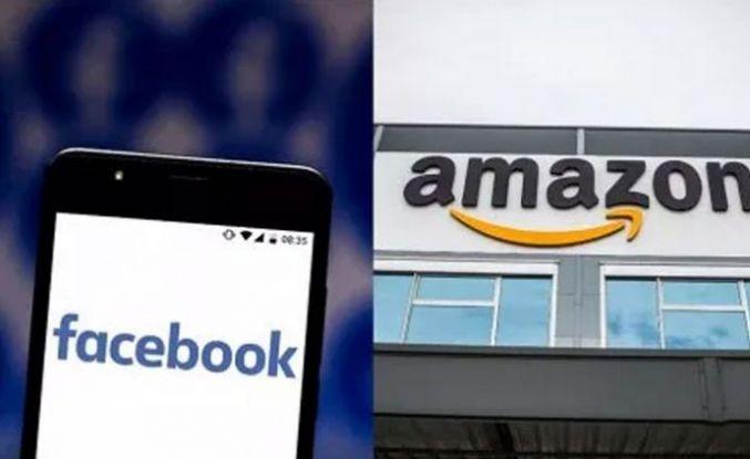 Facebook ve Amazon'dan milyon dolarlık proje!