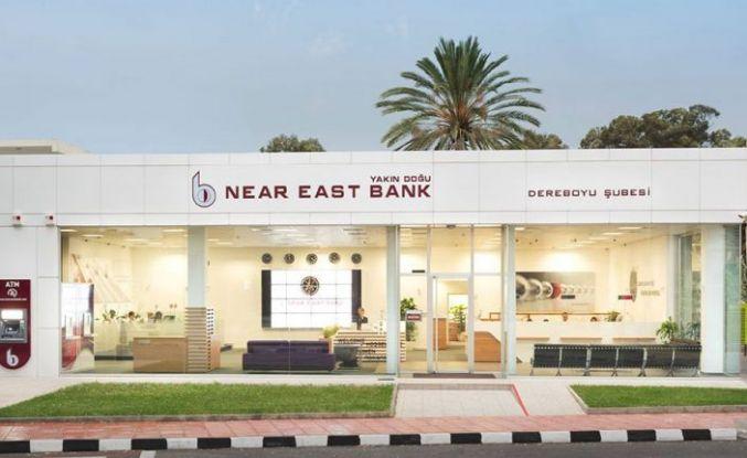 Near East Bank 'maksimum hizmete' odaklandı