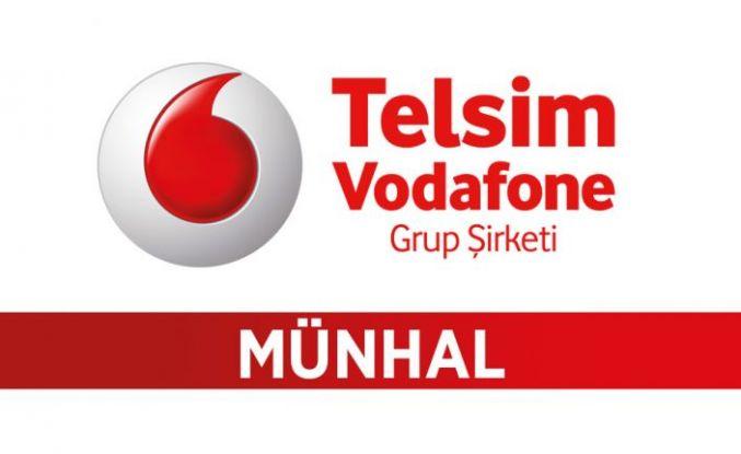 Telsim Vodafone Ltd. münhal duyurusu