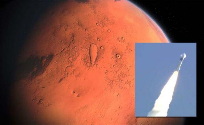 Birleşik Arap Emirlikleri'nin Mars'a gidecek uydusu başarıyla fırlatıldı