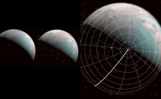 Jupiter'in en büyük uydusu Ganymede'ten yeni fotoğraflar