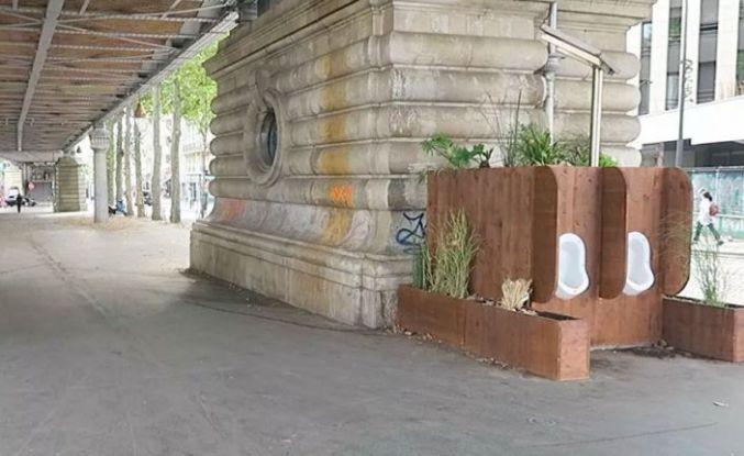 Paris'te organik pisuvar dönemi: Elde edilen idrar buğday tarlalarında kullanılacak