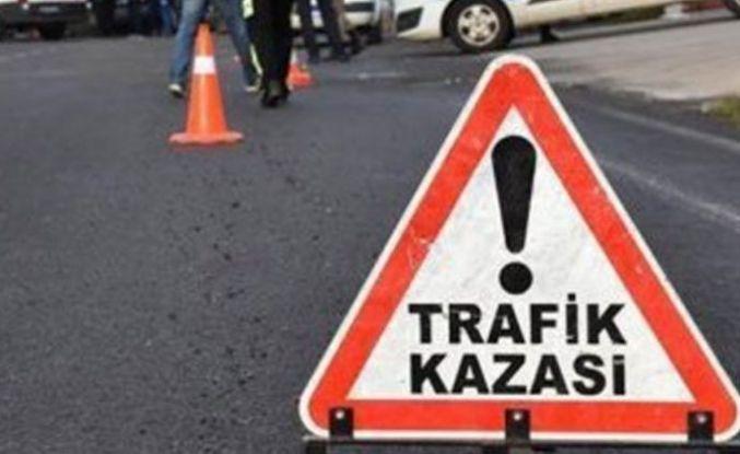 Bir haftada 58 trafik kazası meydana geldi,